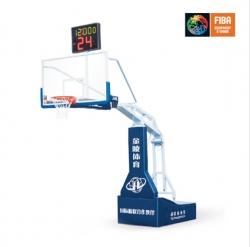 奥运之星智能篮球架